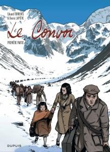 cover-comics-le-convoi-8211-premire-partie-tome-1-le-convoi-8211-premire-partie