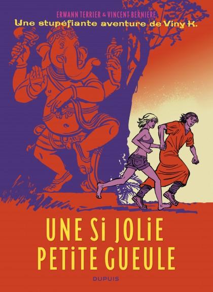 An Astounding Adventure of Viny K. - Une si jolie petite gueule