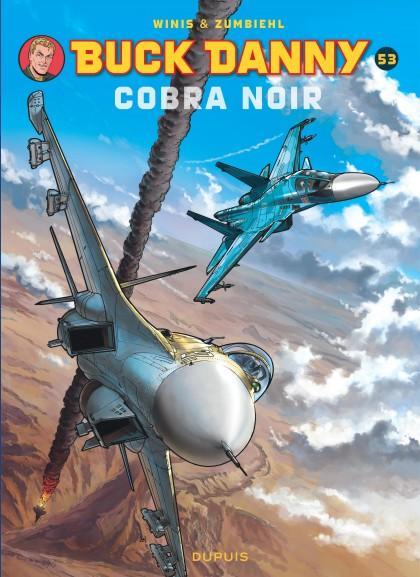 Buck Danny - Cobra Noir