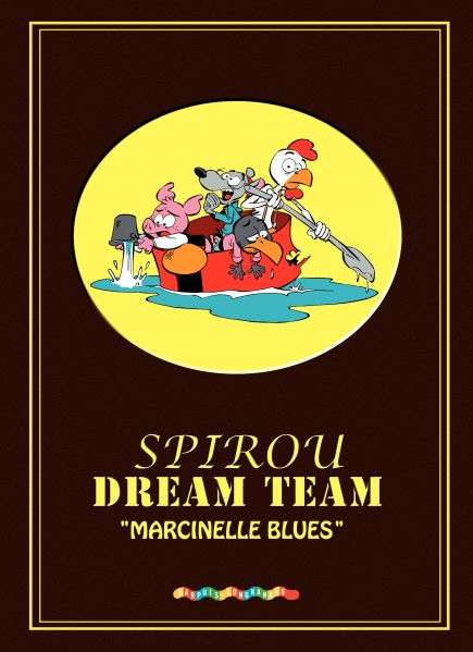 Dreamteam - Marcinelle blues