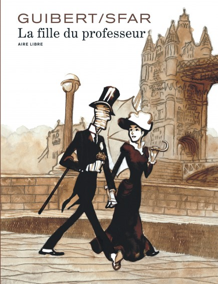 The Professor's Daughter - La fille du professeur