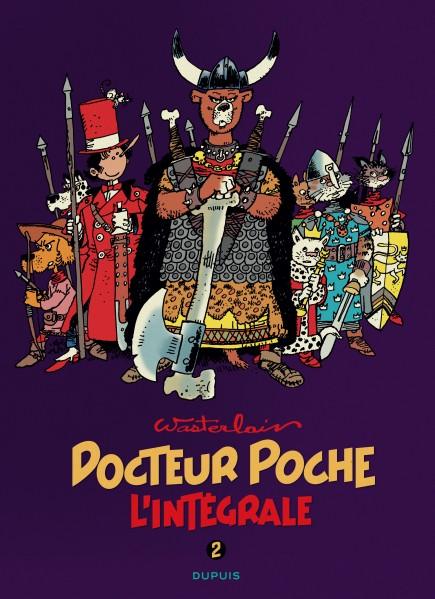 Docteur Poche - L'Intégrale - 1979-1983