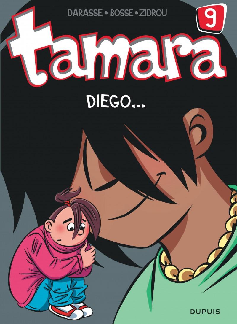 Tamara - tome 9 - Diego...