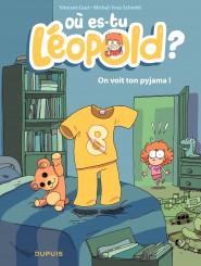 Où es-tu Léopold ? tome 1