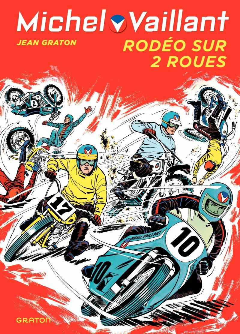Michel Vaillant - tome 20 - Rodéo sur deux roues