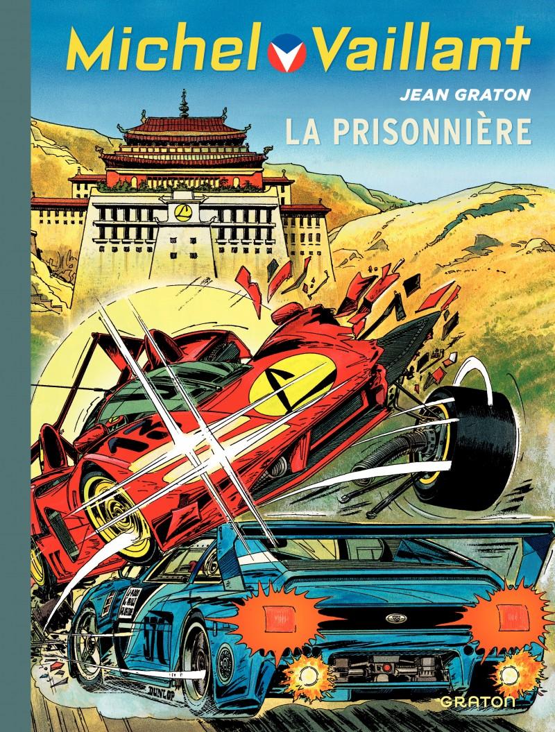 Michel Vaillant - tome 59 - La prisonnière