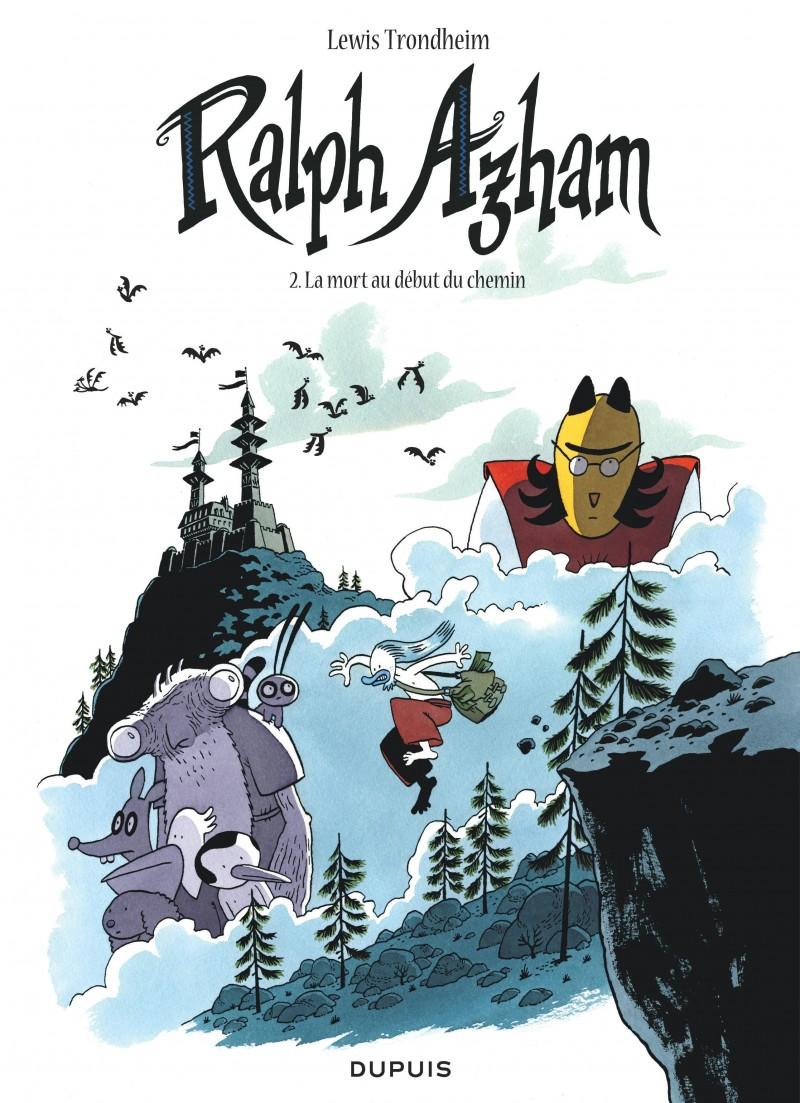 Ralph Azam - tome 2 - La Mort au début du chemin