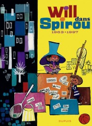 Anthologie Will dans Spirou, Tome 1