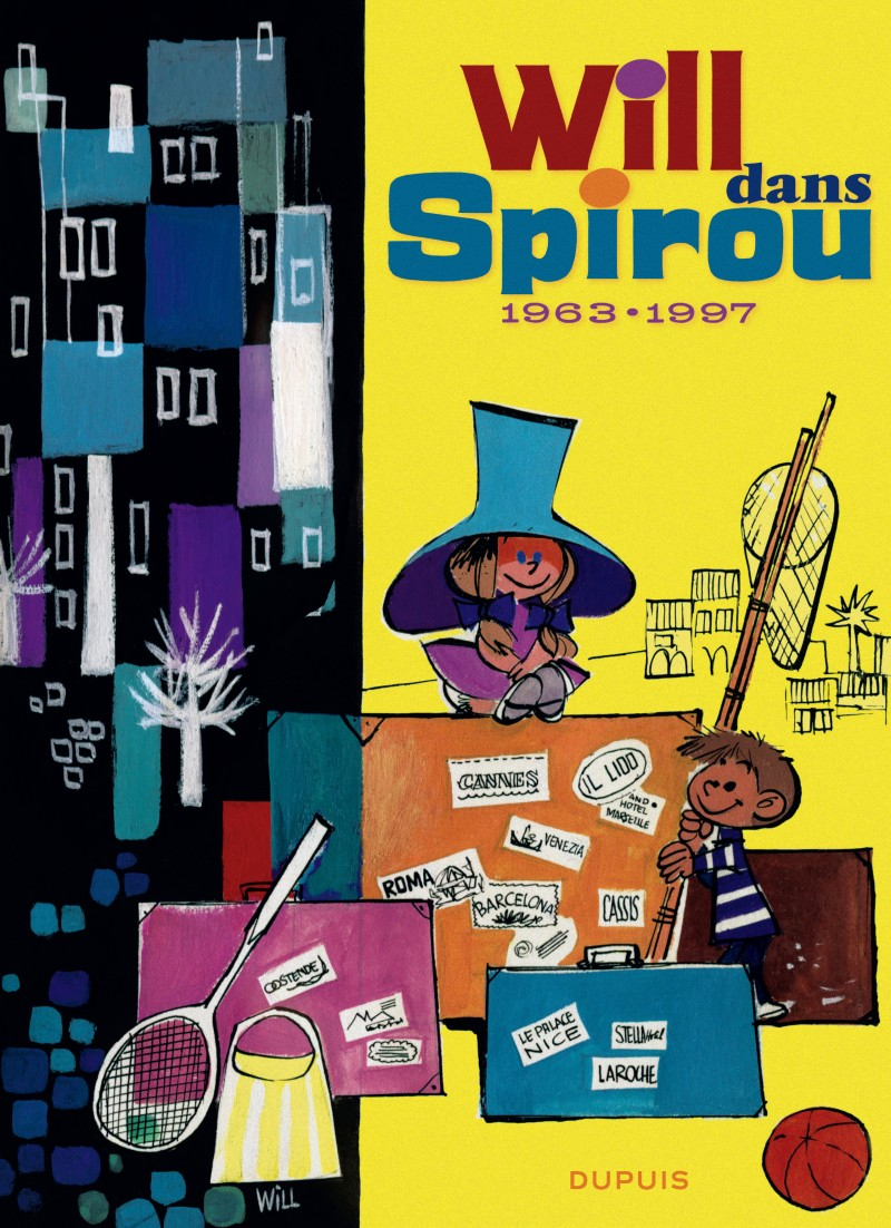 An Anthology of Will in Spirou - Will dans Spirou