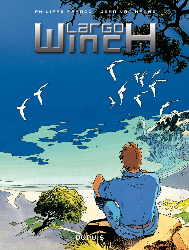 Largo Winch - L'intégrale - tome 1 - Largo Winch - L'intégrale - Tome 1
