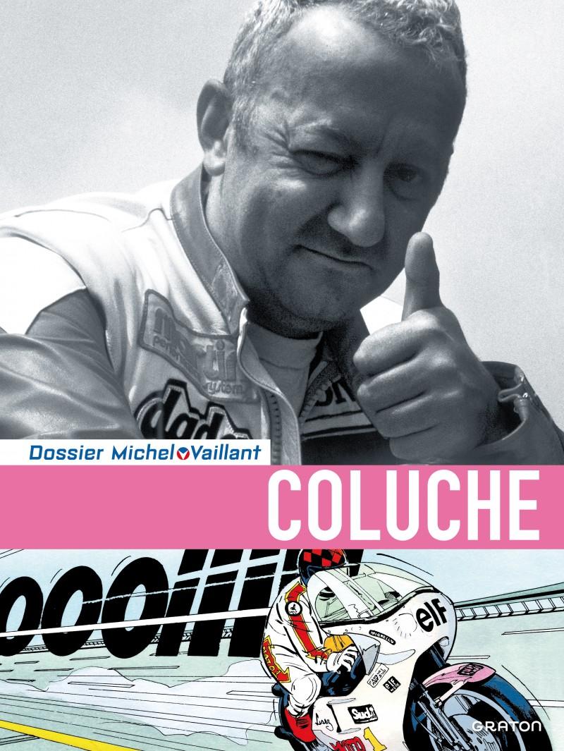 Michel Vaillant - Dossiers - tome 5 - Coluche