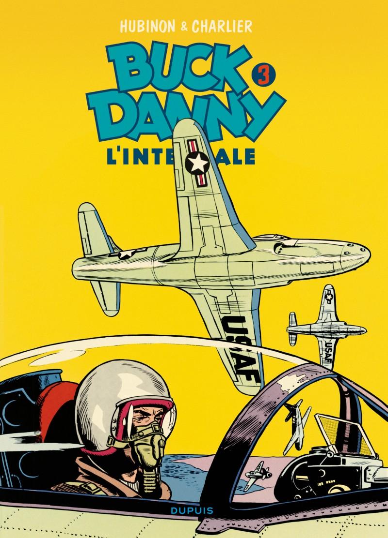 Buck Danny - L'intégrale - tome 3 - Buck Danny - L'intégrale - Tome 3
