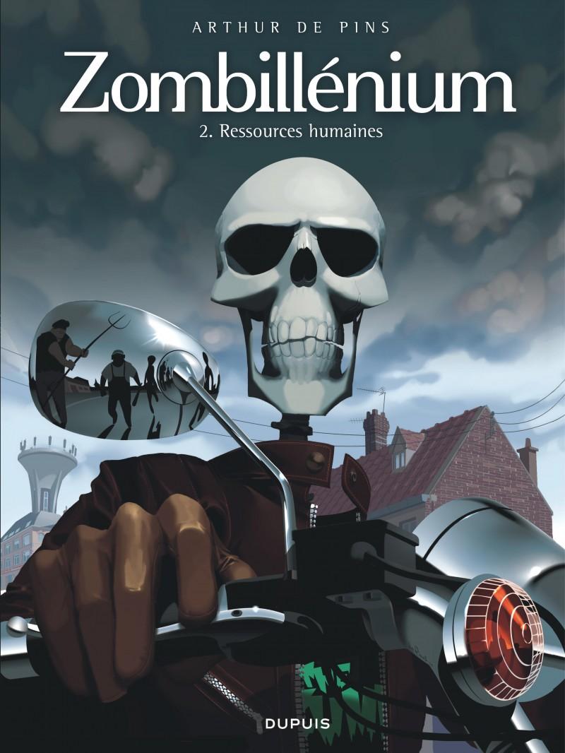 Zombillenium - tome 2 - Ressources humaines