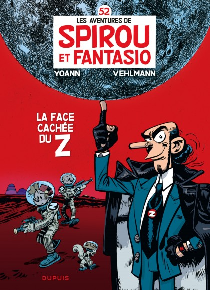 Spirou and Fantasio - La face cachée du Z