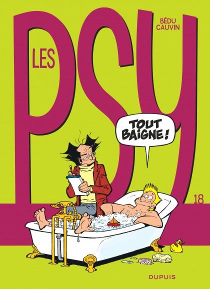 Les Psy - Tout baigne !