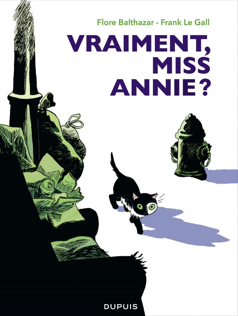 Miss Annie - tome 2 - Miss Annie 2
