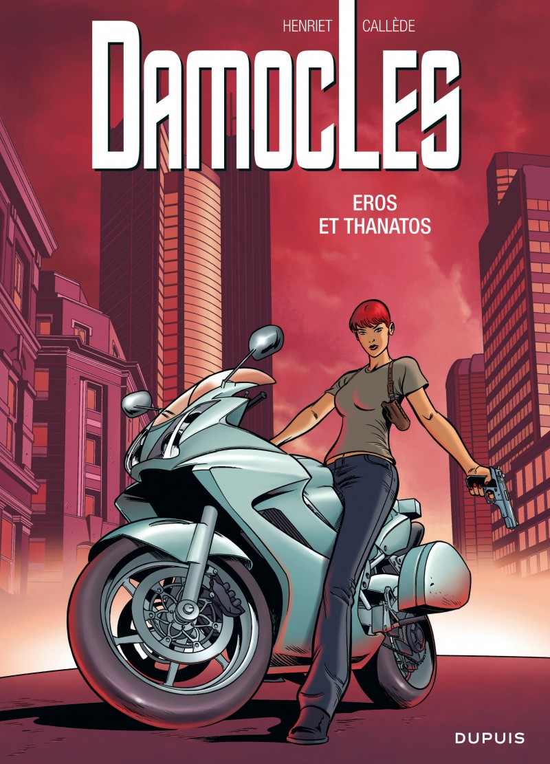 Damoclès - tome 4 - Eros et Thanatos