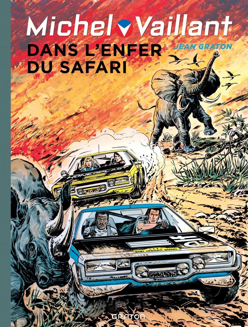 Michel Vaillant - tome 27 - Dans l'enfer du safari