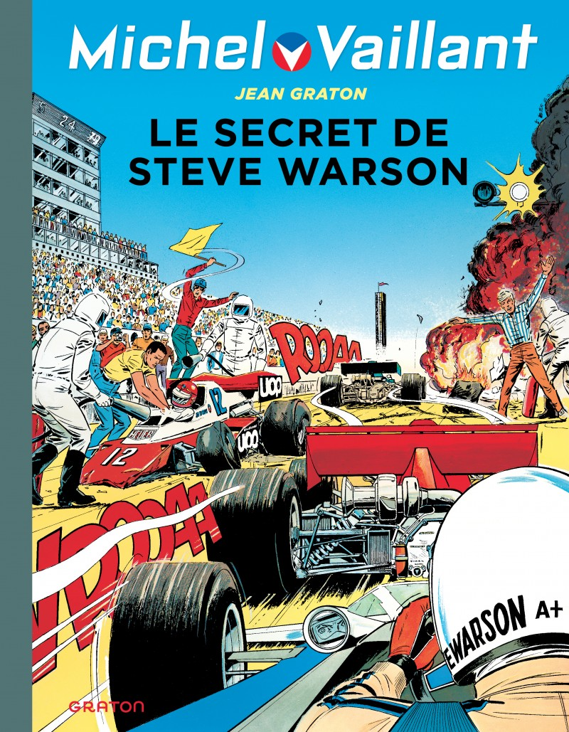 Michel Vaillant - tome 28 - Le secret de Steve Warson