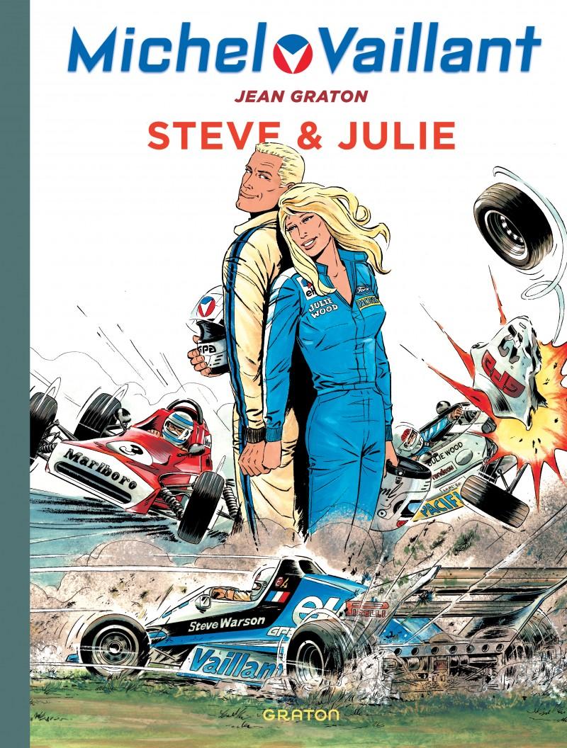 Michel Vaillant - tome 44 - Steve & Julie