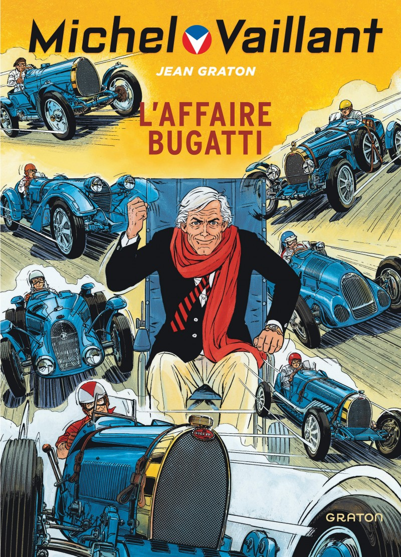 Michel Vaillant - tome 54 - L'Affaire Bugatti