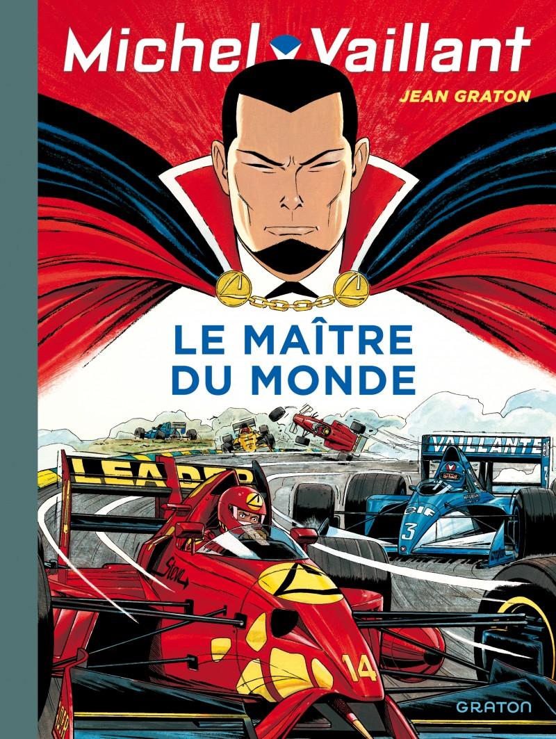 Michel Vaillant - tome 56 - Le Maître du monde
