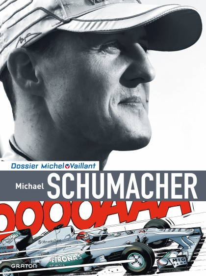 Michel Vaillant - Files - Schumacher