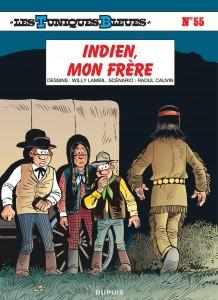 cover-comics-les-tuniques-bleues-tome-55-indien-mon-frre