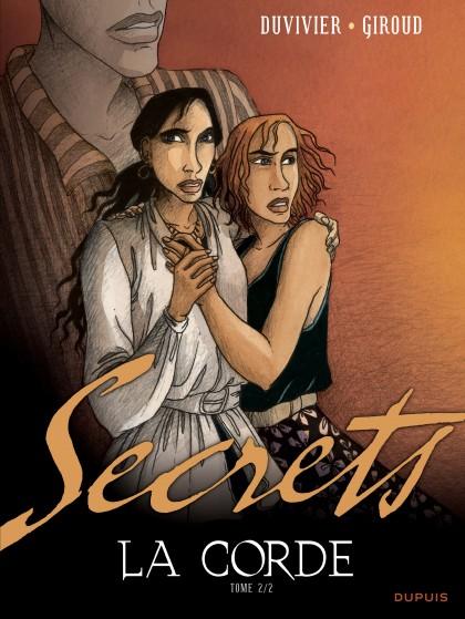 Secrets, La corde - Secrets, La corde - tome 2/2