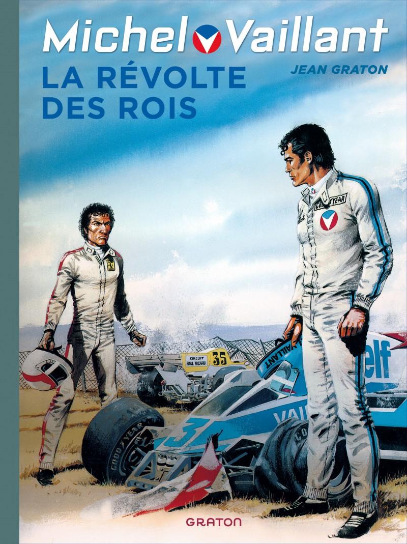 Michel Vaillant - tome 32 - La révolte des rois