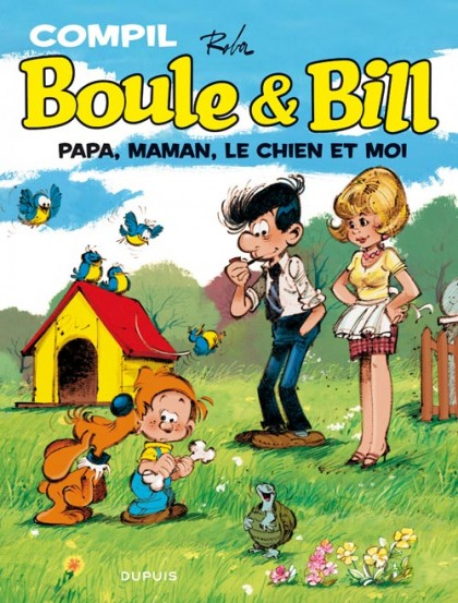 Billy and Buddy - Papa, Maman, le chien et moi