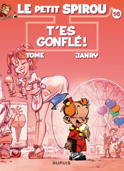 Little Spirou - T'es gonflé !