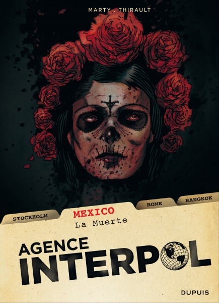 Agence Interpol - Mexico