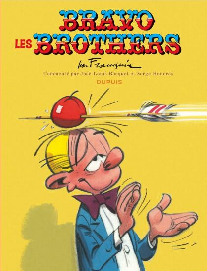 Spirou - édition commentée - Bravo les brothers