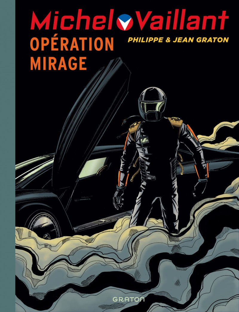 Michel Vaillant - tome 64 - Opération mirage