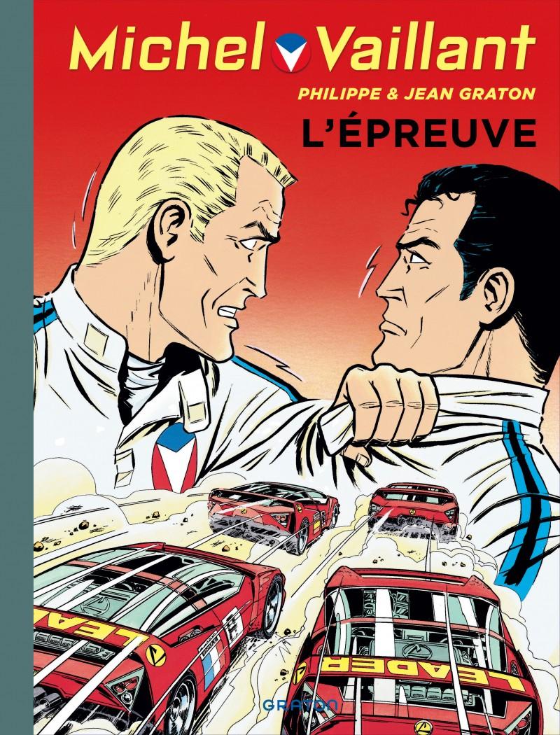 Michel Vaillant - tome 65 - L'épreuve