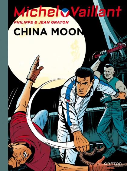 Michel Vaillant - China moon