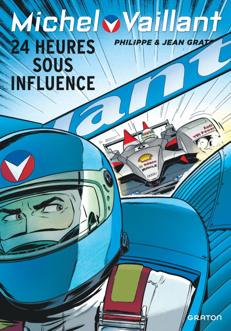 Michel Vaillant - tome 70 - 24 heures sous influence