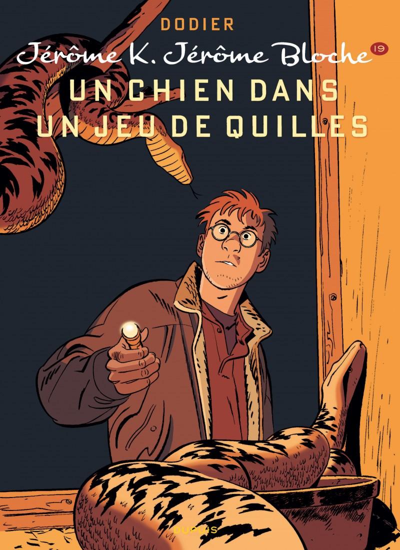 Jérôme K. Jérôme Bloche - tome 19 - Un chien dans un jeu de quilles