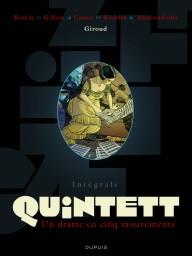 Quintett - L'intégrale, Tome 1