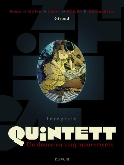 Quintett - L'intégrale - Quintett - L'intégrale - Un drame en cinq mouvements