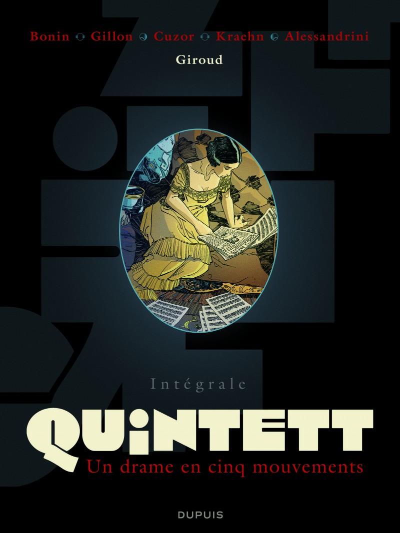 Quintett - L'intégrale - tome 1 - Quintett - L'intégrale - Un drame en cinq mouvements