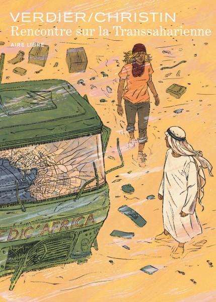 Encounter on the Trans-Sahara Highway - Rencontre sur la Transsaharienne