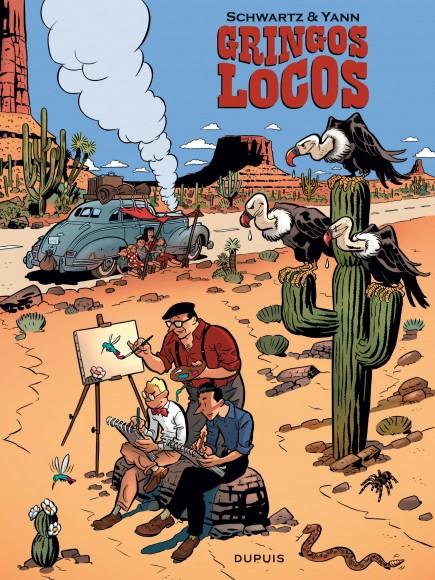 Gringos Locos - Gringos Locos