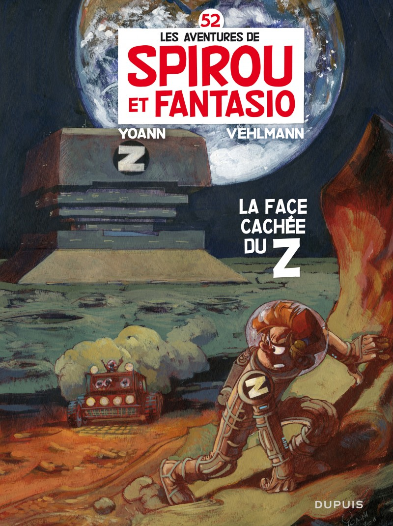 Spirou and Fantasio - tome 52 - La face cachée du Z