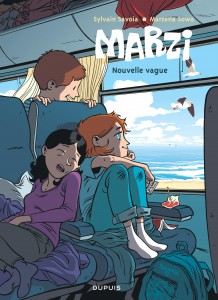 cover-comics-nouvelle-vague-tome-7-nouvelle-vague