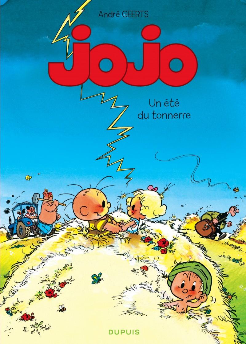 Jojo - tome 5 - Un été du tonnerre