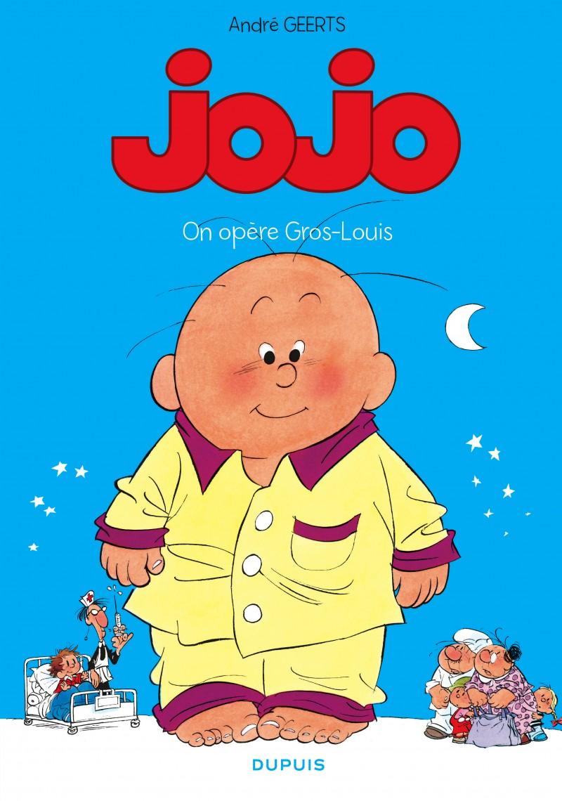 Jojo - tome 3 - On opère Gros-Louis