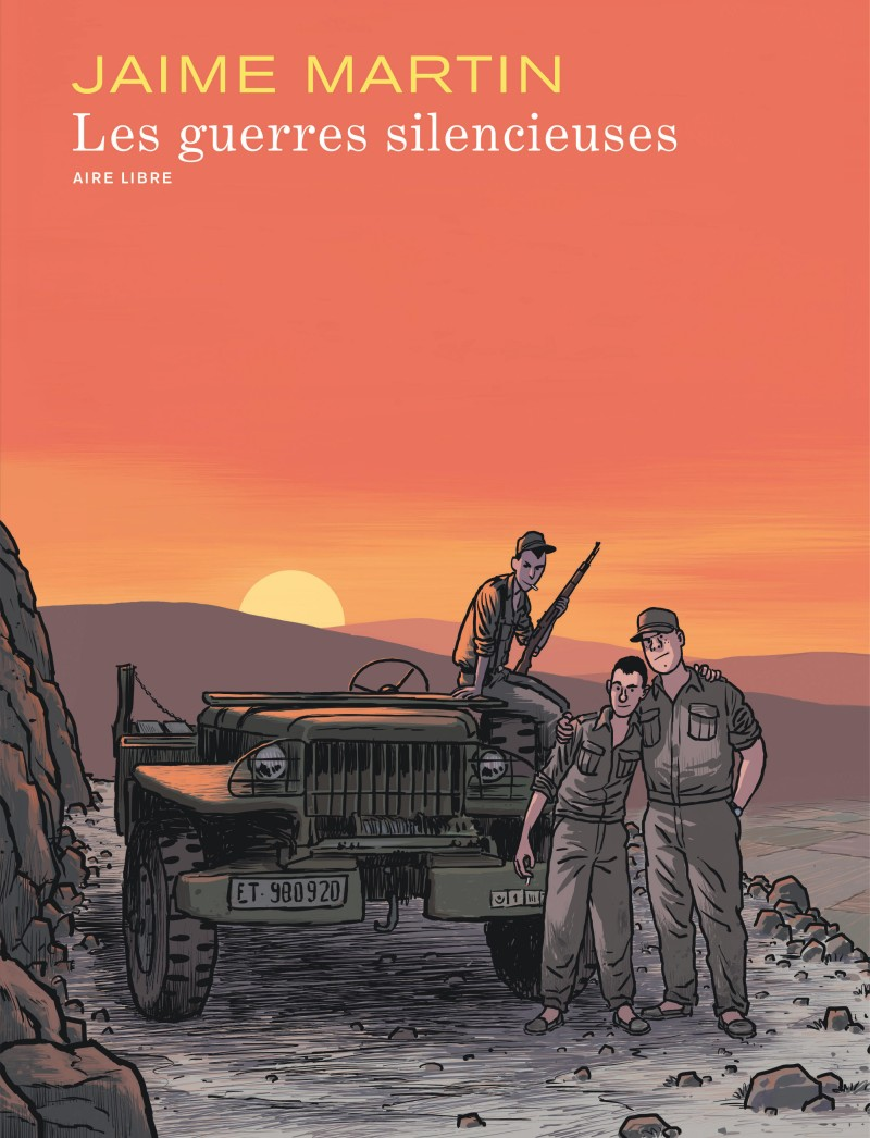 Silent Wars - tome 1 - Les guerres silencieuses