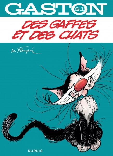 Gaston hors-série - Des gaffes et des chats